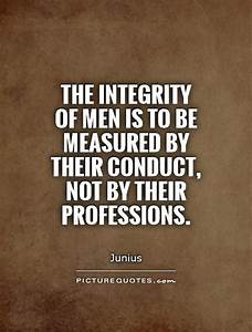 Famous Sports Quotes About Integrity. QuotesGram