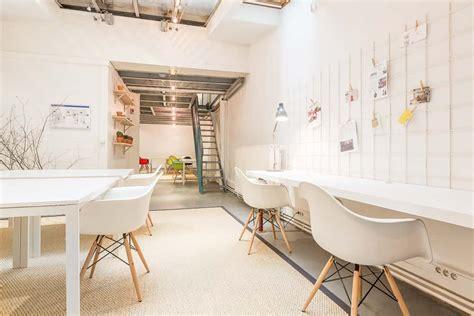 bureau nomade coworking créatif bureaux studios rue de la jonquière