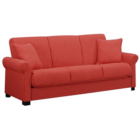Convertible Sofa Sleeper by Alcott Hill Convertible Upholstered Sleeper