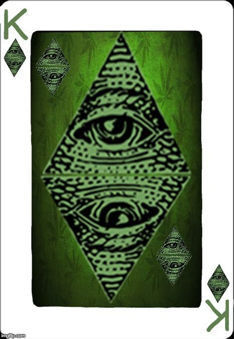 King And Of Illuminati by Illuminati King Card 1 Imgflip