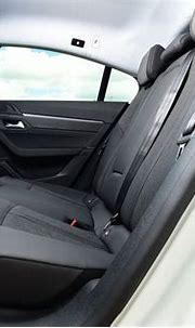 Peugeot 508 Hybrid practicality & boot space   DrivingElectric
