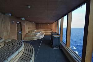 Mit Erkältung In Die Sauna : bild die sauna mit blick auf das meer zu mein schiff 1 in ~ Frokenaadalensverden.com Haus und Dekorationen