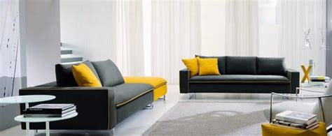 sofas modernos  configuraciones inusuales decoracion de