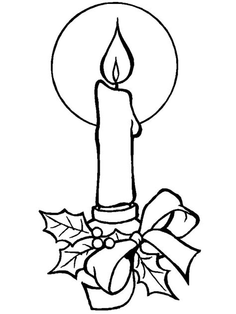 candle  melting coloring pages  place  color