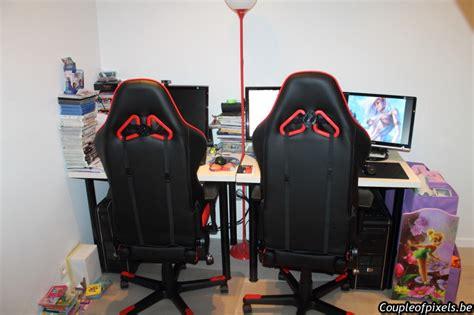 fauteuil bureau gaming la chaise gamer une nouvelle mode du bureau