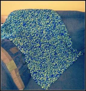 Knit an Easy Baby Blanket, for Beginners   Knitting ...