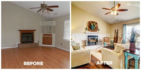 home design before and after before and after fixer the everyday home living room