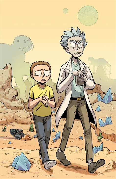 rick and morty fans 36 rick mortys like you 39 ve never seen them dorkly post