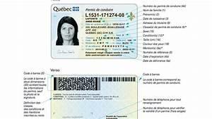 Numero De Permis De Conduire : nouveau permis de conduire plus s curitaire ~ Medecine-chirurgie-esthetiques.com Avis de Voitures