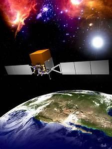 NASA - NASA's GLAST Satellite Arrives at Naval Research ...  Nasa