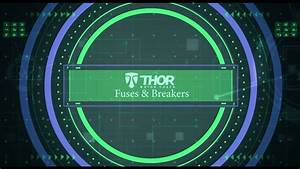 Thor Motor Coach Fuses And Breakers Reset And Replacement