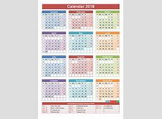 2018 calendar with indian holidays 2019 Calendar