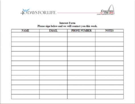 final forms sign up downloads coalition for life st louis