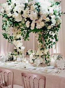 Tall, Flower, Arrangement, Ideas, For, Wedding, Reception, Centerpieces