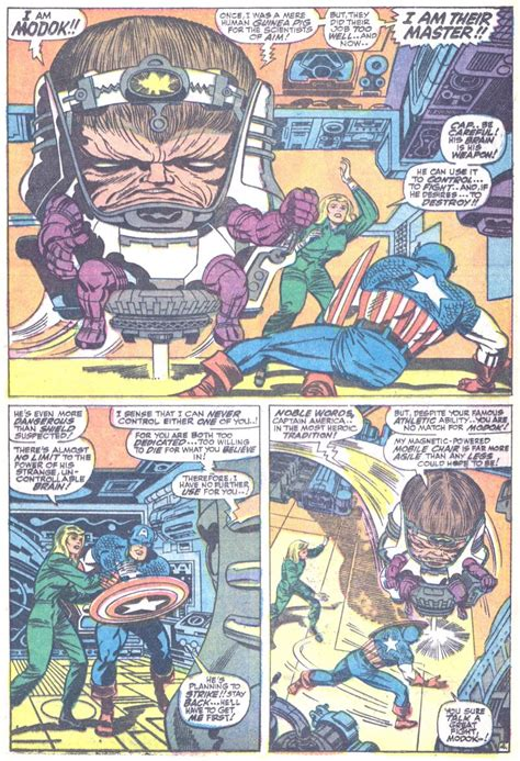 Tales Of Suspense #94 [1967] – If This Be Modok | Jack ...