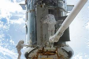 NASA to make final Hubble Space Telescope service call ...