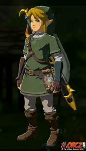 Breath Of The Wild Twilight Princess Armor Set