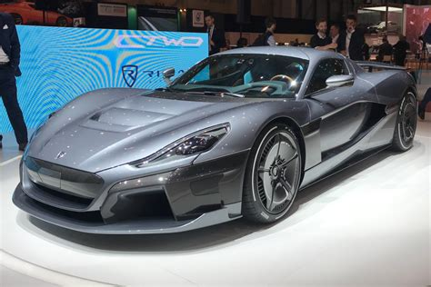 rimac ctwo ev unveiled  geneva  bhp auto express