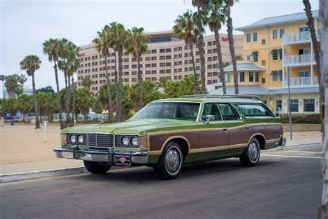 dark green station wagon 1974 ltd station wagon autos post