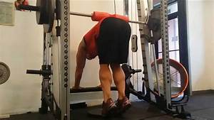 Smith Machine Donkey Calf Raises Micah Lacerte