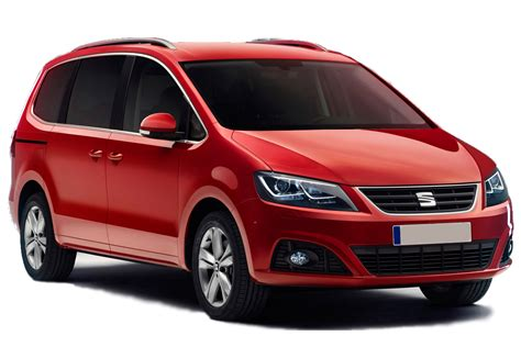seat alhambra mpv review carbuyer