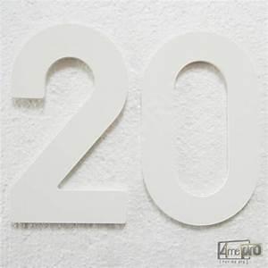 Plaque Numero Maison : plaque num ro de maison 13 cm 4mepro ~ Teatrodelosmanantiales.com Idées de Décoration