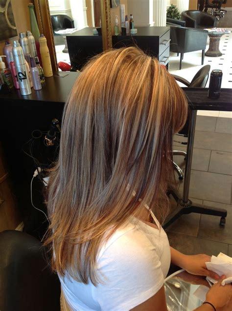 Auburn And Blonde Highlights Hair Hair And More Hair