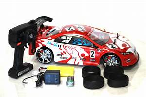 New 1 10 4wd Radio Control Car Dodge Neon Srt 4 C 757 Fast Shipping Speed 18kmh
