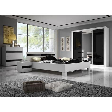 chambre ultra moderne chambre à coucher lucca ultra moderne et design en noir et