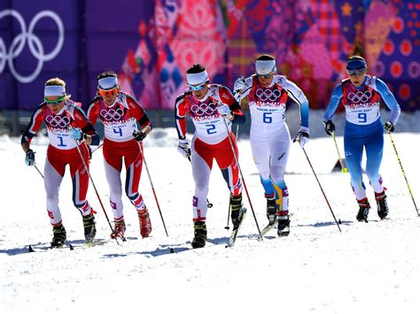 Winter Olympics Which Sports Burn The Most