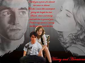 Hermione and Harry - Harry and Hermione Fan Art (6342477 ...