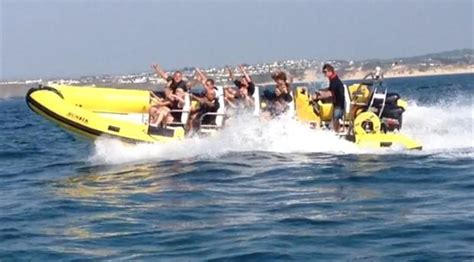 Boat Ride To Dog Island by App For Cornwall St Ives Boat Rides