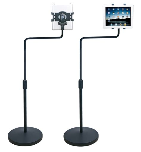 l on a stand mobotron mh 207 universal tablet floor stand with swivel l
