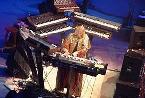 Keyboard Legend Rick Wakeman  The Rare Improvisatory Genius Of Yes