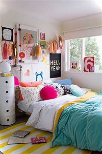 colorful teenage girls room decor small house decor With pic of teenage girls bedroom