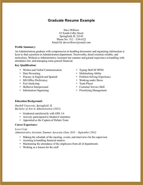 examples of work experience on a resume experience resume template resume builder