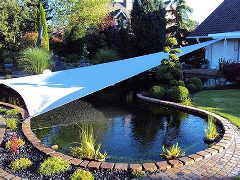 Sonnenschutz Für Den Garten by Sonnensegel F 252 R Den Garten