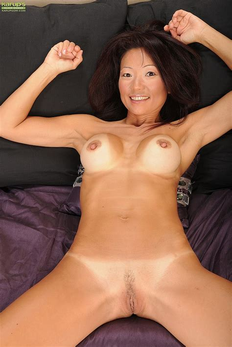 Asian Milf Natsuko Kurosawa Tease And Strip Milf Fox