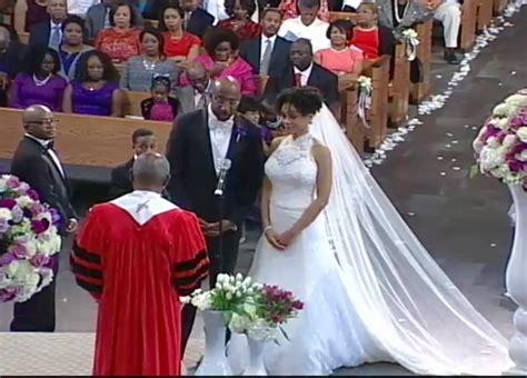wait historic ebenezer baptist church pastor marries