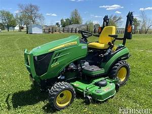 2016 John Deere 1025r For Sale
