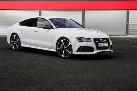 2014 Audi Rs7 First Drive