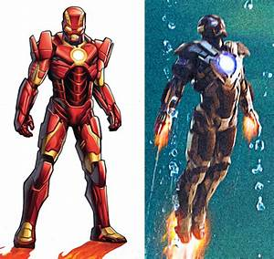 IronMan3- Movie Climax Armor - SPOILERS - Page 2