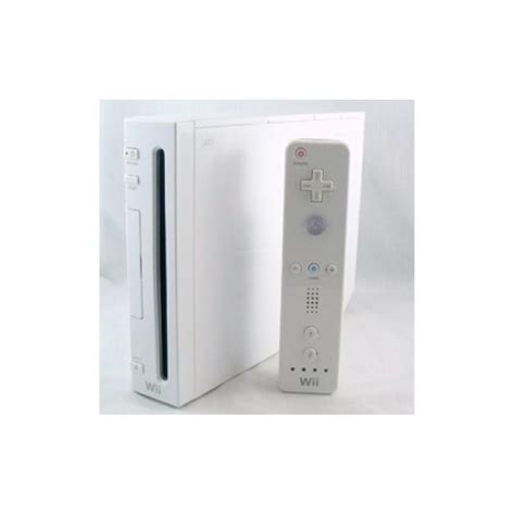 Nintendo Wii Console New by Nintendo Wii Console
