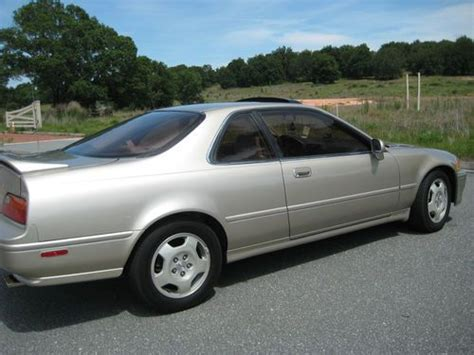 Acura Legend 6 Speed by Find Used 1994 Acura Legend Ls Coupe Type Il 6 Speed