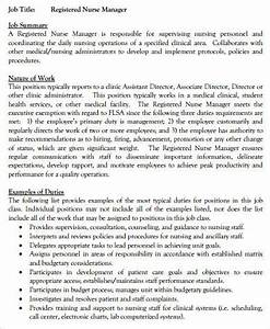 career summary example 8 samples in word pdf With career summary for nurses