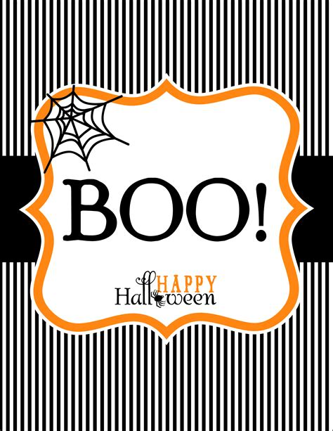 "Get ""boo'ing!""  Free Printable Boo Packages From Anders"