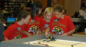 News | NASA Explorer Schools Compete in Lego Robotics Contest