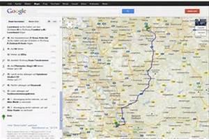 Auto Route Berechnen : video benzinverbrauch berechnen mit routenplaner so funktioniert google maps ~ Themetempest.com Abrechnung