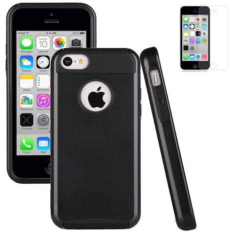 iphone 5c free heavy duty shock proof cover for iphone 5c free