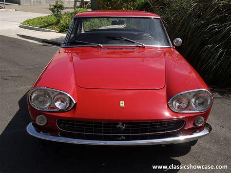 ferrari  gt  coupe  classic showcase